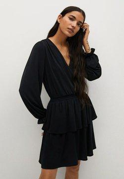 Mango - MOSS8 - Korte jurk - noir