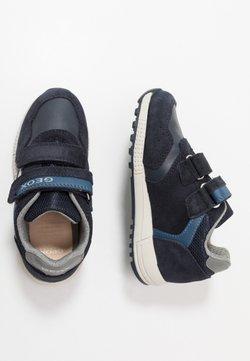 Geox - ALBEN BOY - Sneakers laag - navy/dark avio