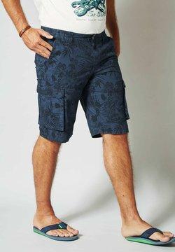 Men Plus by HAPPYsize - Shorts - blau