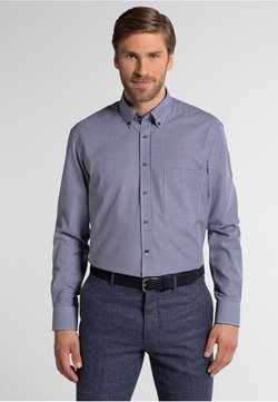 Eterna - COMFORT FIT - Hemd - dark blue