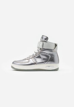 Replay - EPIC ENDURANCE - Höga sneakers - dark silver
