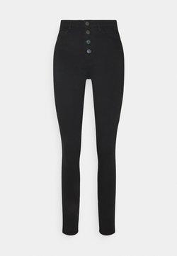Guess - SUPER STRETCH SUNNY  - Trousers - jet black