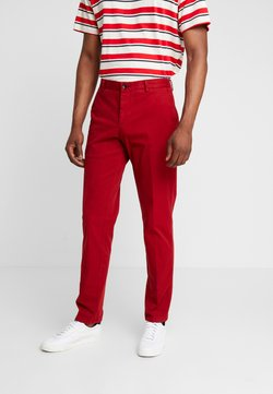 Tommy Hilfiger Tailored - PANTS - Chinot - red