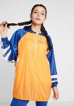 Tommy Sport - WINDBREAKER DRESS - Windbreaker - orange
