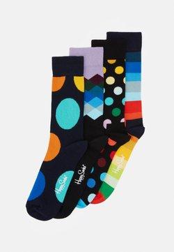 Happy Socks - CLASSIC SOCKS GIFT SET 4 PACK - Chaussettes - black/multi