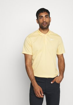 Nike Golf - DRY VICTORY SOLID - Funktionsshirt - celestial gold/white