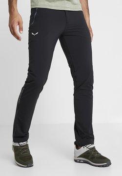 Salewa - PEDROC - Pantalones - black out