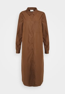 Kaffe - MERAMA DRESS - Maxikjoler - brown