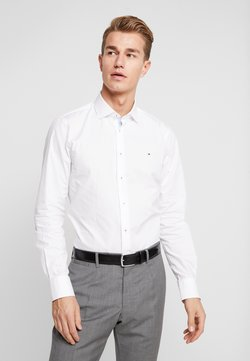 Tommy Hilfiger Tailored - POPLIN CLASSIC SLIM FIT - Businesshemd - white