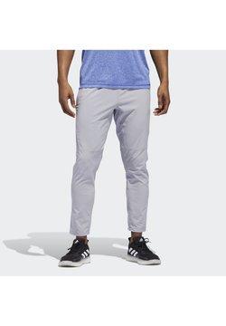 adidas Performance - AEROREADY 3-STRIPES PANTS - Pantalones deportivos - grey