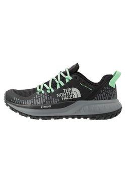 The North Face - W ULTRA ENDURANCE XF FUTURELIGHT - Zapatillas de trail running - black/zinc grey