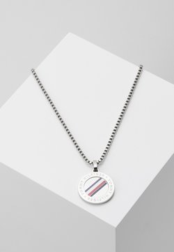 Tommy Hilfiger - CASUAL - Necklace - silver-coloured