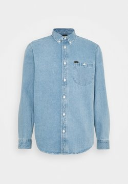 Lee - RIVETED  - Camicia - faded blue
