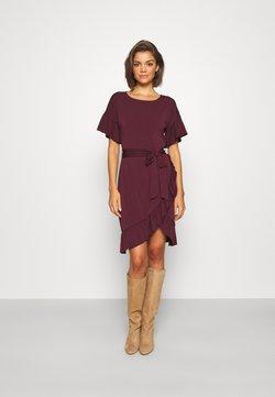 Vero Moda - VMPOPPY TIE SHORT DRESS - Tubino - fig