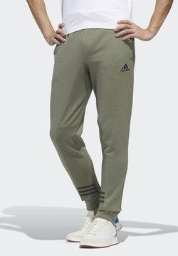 adidas Performance - Jogginghose - green