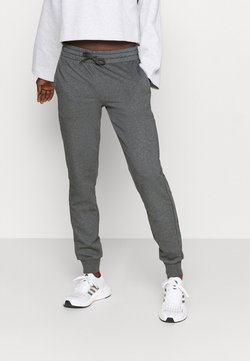 adidas Performance - PANT - Verryttelyhousut - mottled dark grey