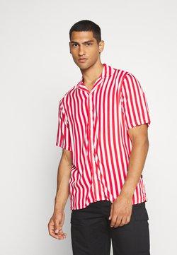 Denim Project - NEW CUBA - Hemd - red/white