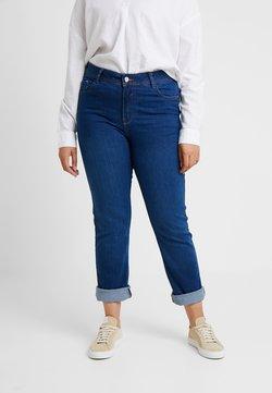 Evans - Straight leg jeans - mid wash