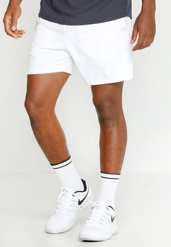 Nike Performance - DRY SHORT - kurze Sporthose - white