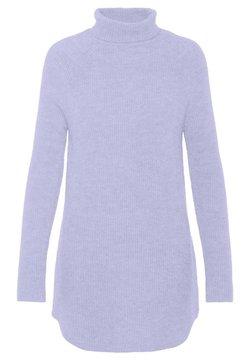 Pieces - PCELLEN LONG - Trui - purple heather