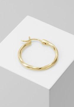 Maria Black - FRANCISCA HOOP SMALL EARRING - Earrings - gold-coloured