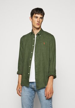 Polo Ralph Lauren - LONG SLEEVE SPORT  - Camicia - supply olive