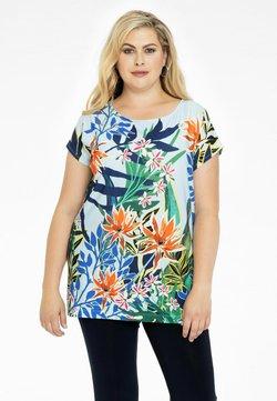 Yoek - T-Shirt print - blue