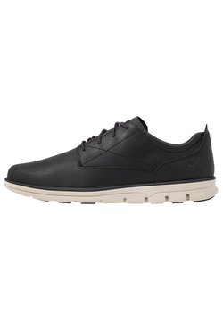 Timberland - BRADSTREET - Sznurowane obuwie sportowe - dark grey