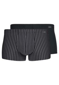 Skiny - 2 PACK - Panties - black