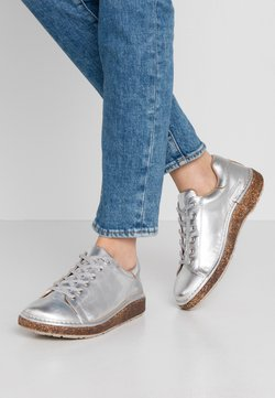 Birkenstock - SAN - Sneakers - silver