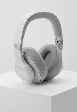 Fresh 'n Rebel - CLAM ANC WIRELESS OVER EAR HEADPHONES - Høretelefoner - ice grey