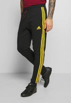 adidas Performance - FEF SPANIEN 3S PNT - Landslagströjor - black