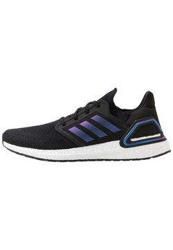 adidas Performance - ULTRABOOST 20 PRIMEKNIT RUNNING SHOES - Laufschuh Neutral - core black/footwear white
