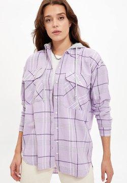 DeFacto - Camisa - purple