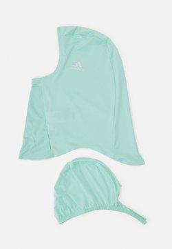 adidas Performance - HIJAB SET - Pañuelo - clear mint