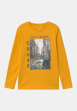 Name it - NMMODAR BOX - Longsleeve - golden rod