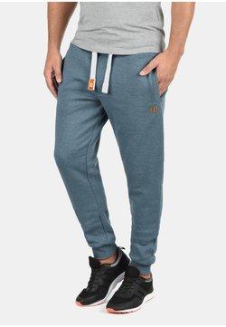 Solid - JOGGINGHOSE BENN PANT - Jogginghose - grey blue