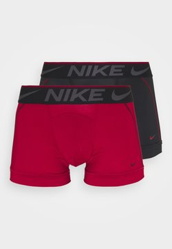 Nike Underwear - TRUNK BREATHE MICRO 2 PACK - Bokserit - gym red/black