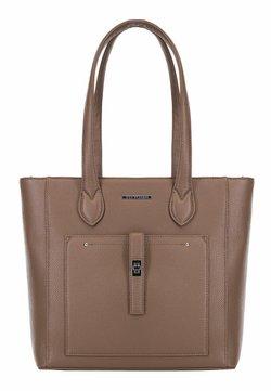 Wittchen - YOUNG - Shopping Bag - braun