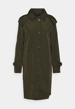 Marc O'Polo - COAT PACKABLE - Trenchcoat - native olive