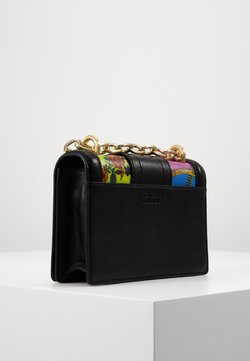 Versace Jeans Couture - CROSS BODY FLAP - Torba na ramię - multi-coloured