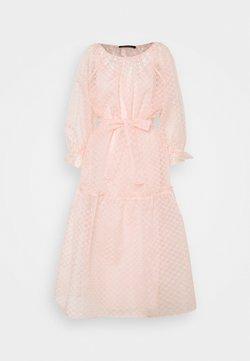 Bruuns Bazaar - DITTANY MEDINI DRESS - Cocktailkleid/festliches Kleid - misty rose