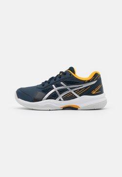 ASICS - GEL-GAME 8 UNISEX - Zapatillas de tenis para todas las superficies - french blue/pure silver