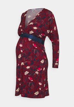 Envie de Fraise - FELICINEOR - Robe en jersey - raisin/white