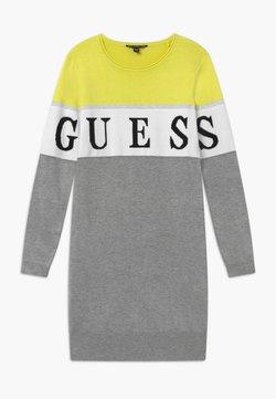 Guess - JUNIOR - Gebreide jurk - grey