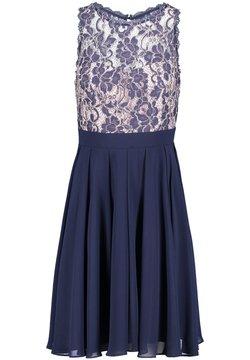 Vera Mont - Cocktailkleid/festliches Kleid - dark blue/cream