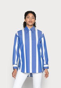 Seidensticker - Hemdbluse - blau