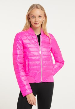 myMo ATHLSR - Winterjacke - neon pink