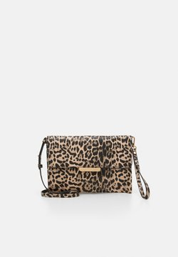 PARFOIS - ENVELOPE BAG HYENA - Clutch - beige