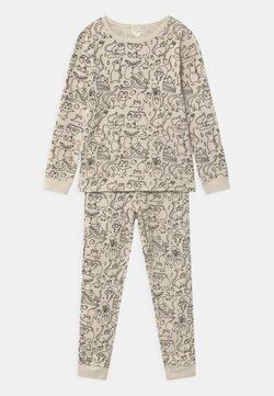ARKET - CASPER SET UNISEX - Pijama - white dusty